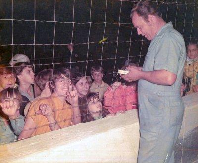 Charlie Binkley 1970