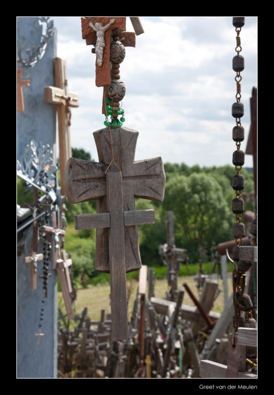 1370 Lithuania, Hill of Crosses