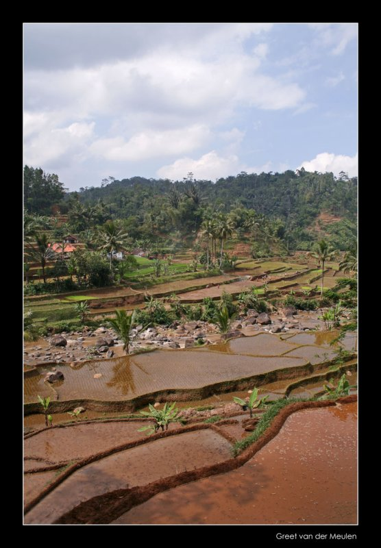 3244 Indonesia, Java landscape
