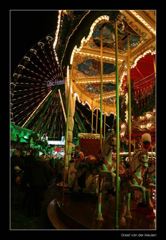1265 merry-go-round in Maastricht