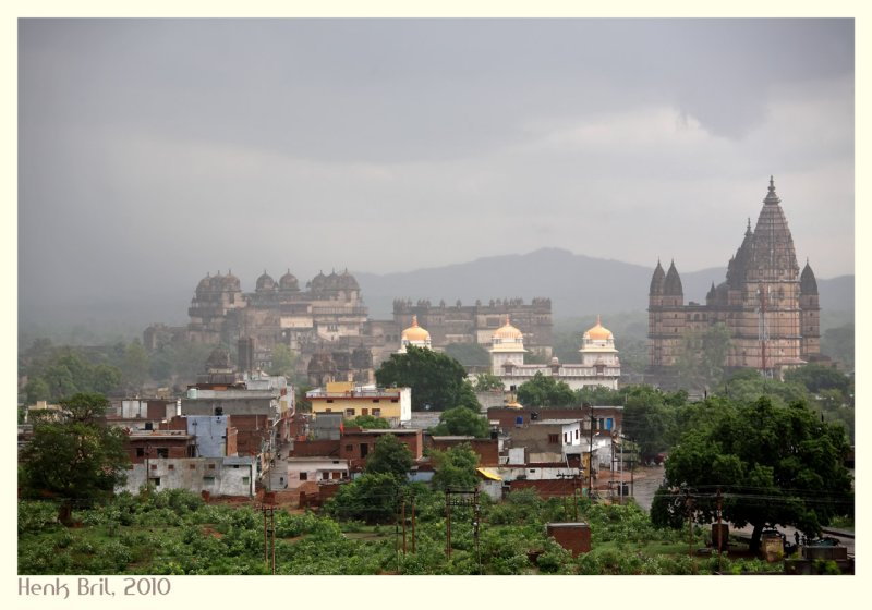View from the Lakshmi Narayan - I