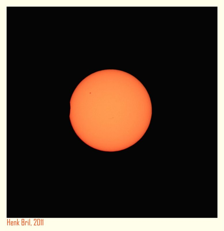 Partial Solar Eclipse 2011 - 6
