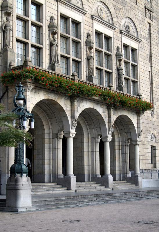 Townhall, Rotterdam