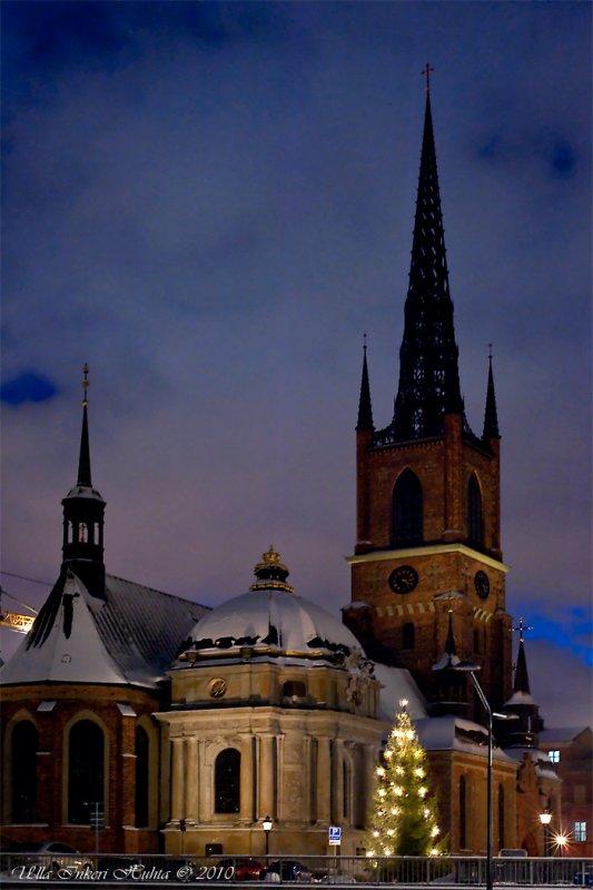 21/12 Riddarholmskyrkan, Stockholm