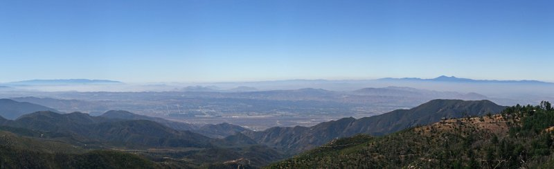 San Bernadino Valley, California and Beyond