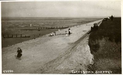 Beach, Leysdown