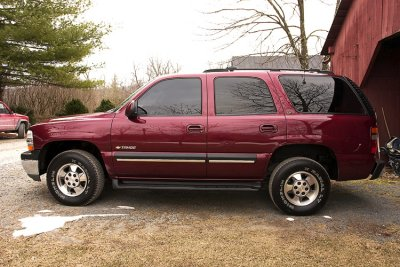 2014 Chevy Tahoe For Sale >> FS: 2001 Chevy Tahoe LT - many options - Chevrolet Forum ...