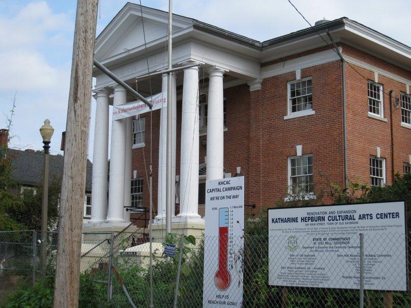 Katharine Hepburn Cultural Arts Center  - Old Saybrook, Conn.