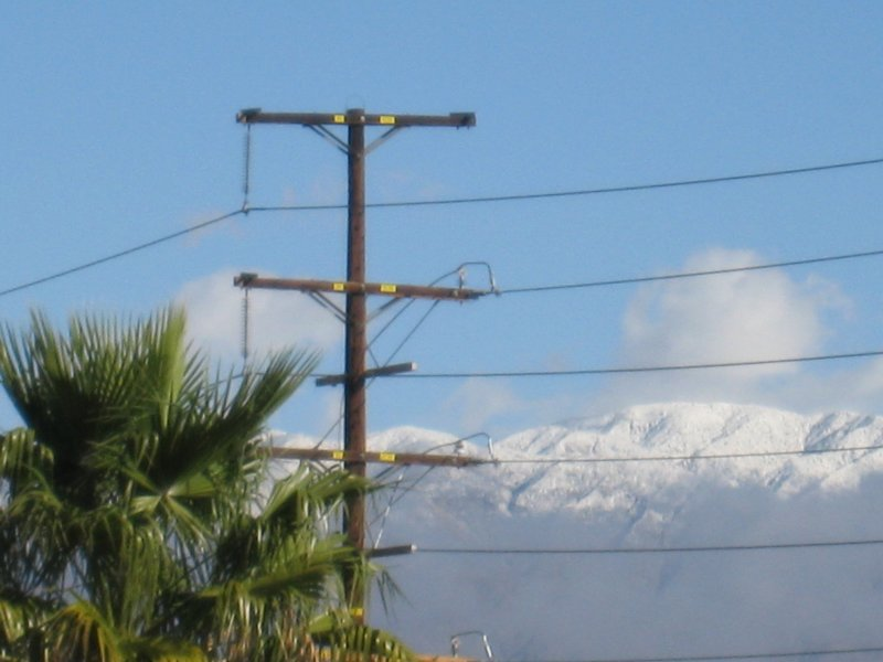 (View from my backyard)