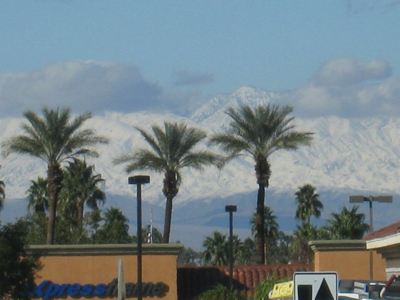 (off of Montery in Rancho Mirage)