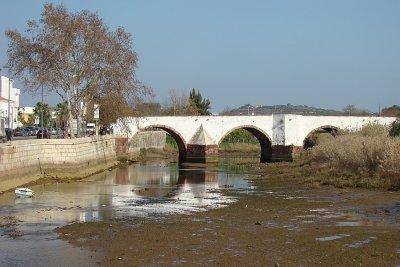 City of Silves, Algarve - Roman Bridge over Arade River