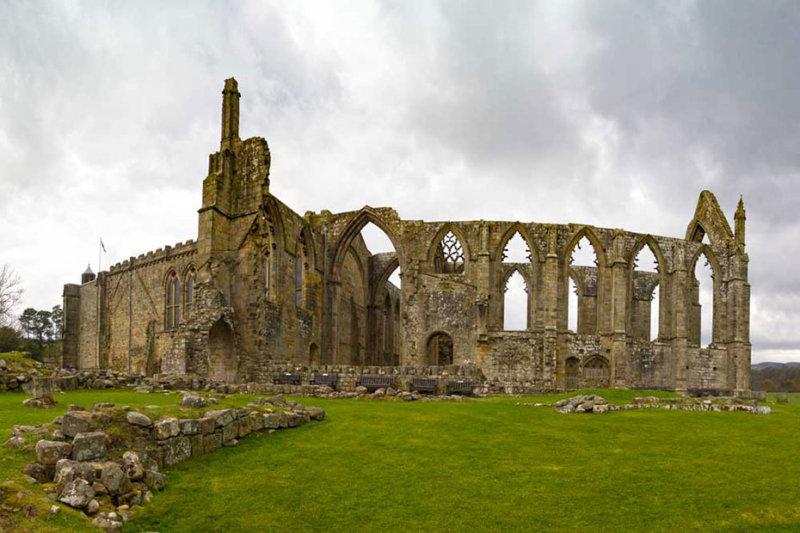 IMG_3767-Pano-Edit.jpg Bolton Abbey - Wharfedale, North Yorkshire - © A Santillo 2012