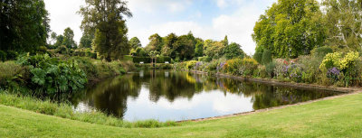 IMG_7219-Pano.jpg The Long Pond and borders, Forde Abbey Gardens - © A Santillo 2016