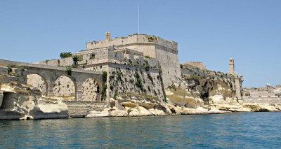 G10_0078A.jpg Fort Saint Angelo - Grand Harbour, Vittoriosa - © A Santillo 2009