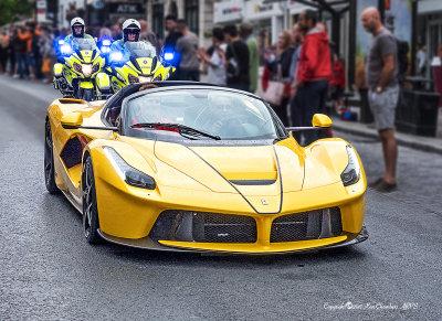 Ferrari 70 Parade