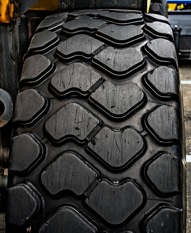 Tire - Heavy Equipment for snow removal