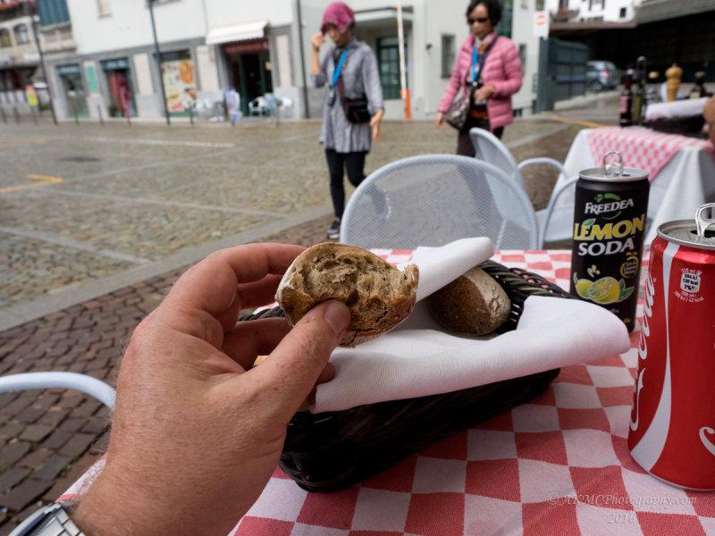 20160910_021435 Breaking Bread In Italia For The Last Time In 2016