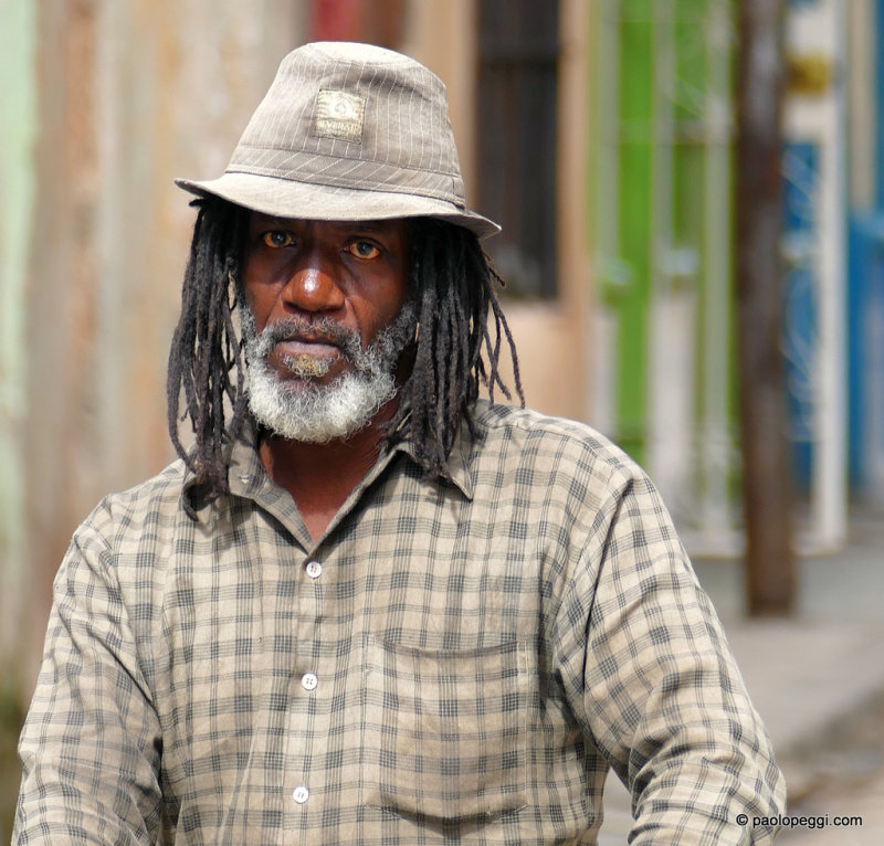 Walking non-touristy places to discover each country's national character... Old Havana, Cuba