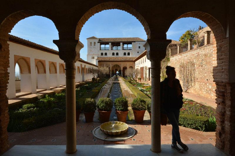 Generalife Palace