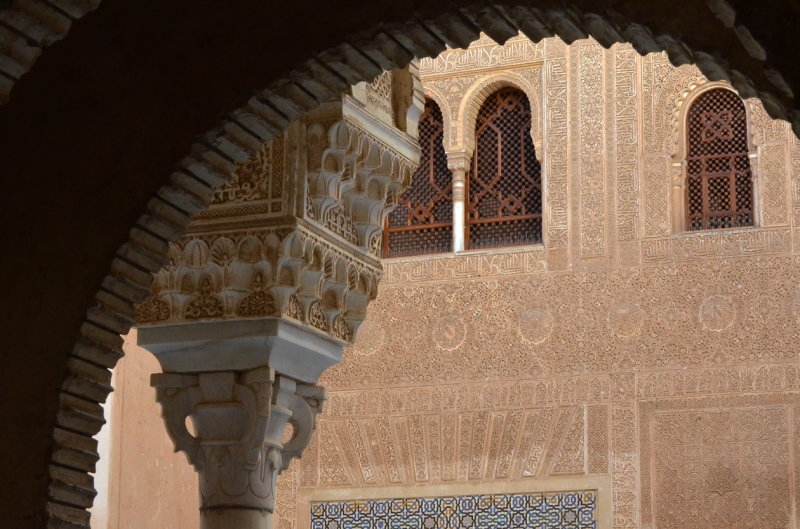 Palace of Comares