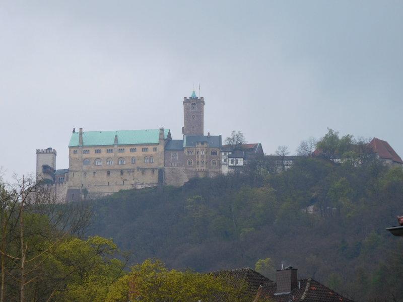 D - Wartburg castle... 5/2017