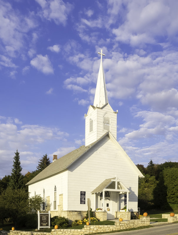 Bethany Lutheran Church, Sister Bay, WI