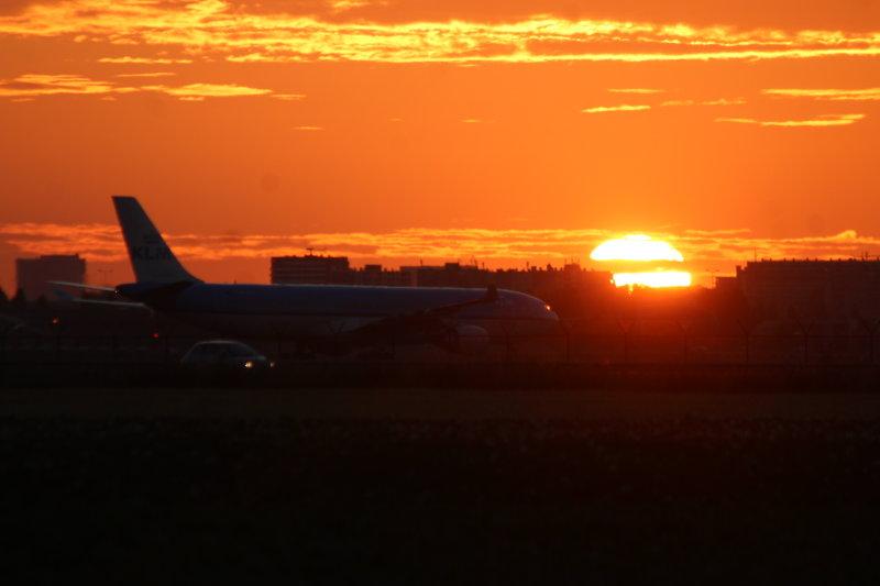 Schipol Sunrise