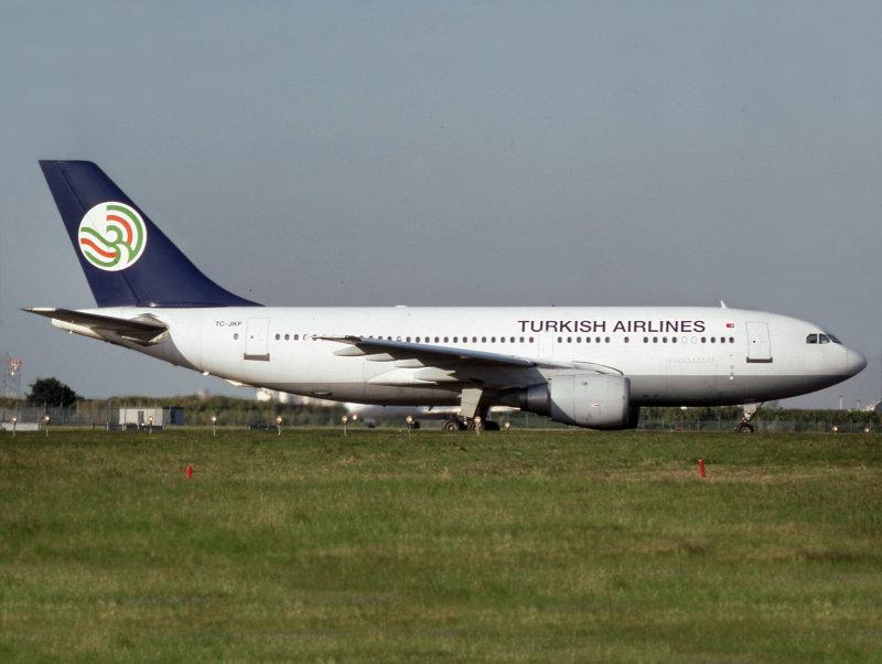 A310-300 TC-JCP