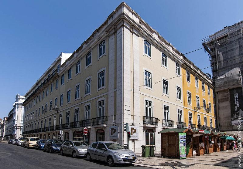Rua Augusta, 18 / Rua do Comércio, 85 (Banco Popular)