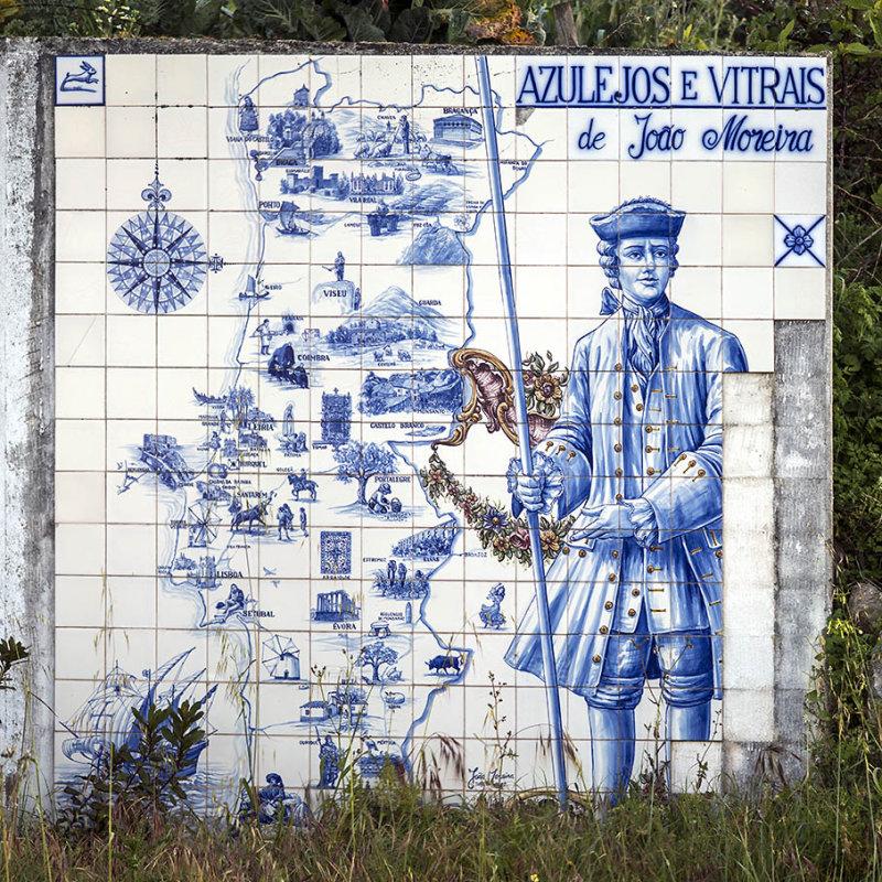 Azulejos de João Moreira