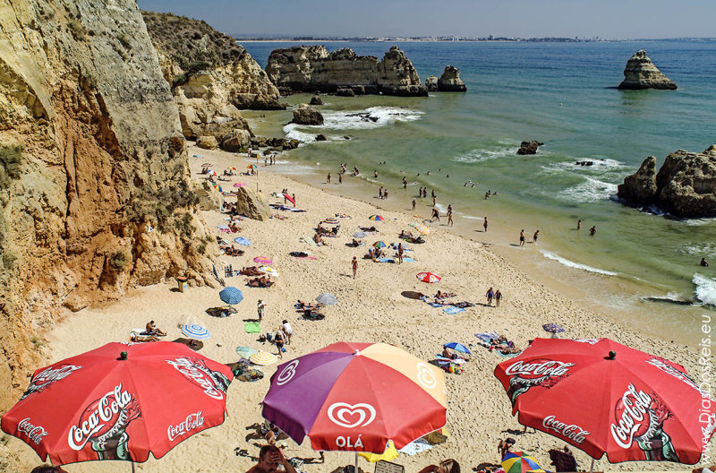 Praia de DonAna