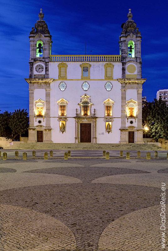Igreja da Ordem Terceira de Nossa Senhora do Monte do Carmo