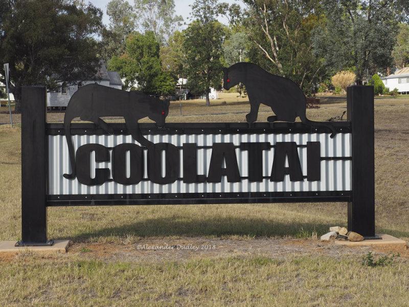 Coolatai Sign