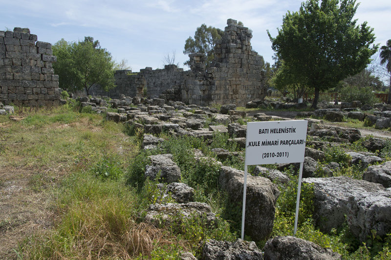 Perge Parts of West Hellenistic tower march 2018 5935.jpg