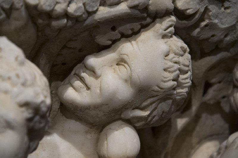 Antalya museum Dionysus Sarcophagus march 2018 5876.jpg