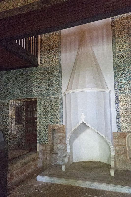 Istanbul Topkapi Museum Palace Guard area june 2018 6374.jpg