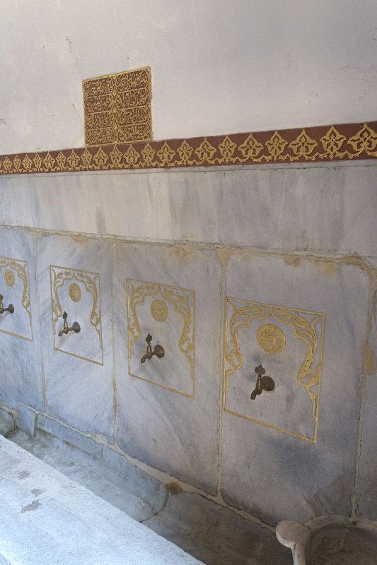 Istanbul Topkapi Museum Palace Guard area june 2018 6378.jpg