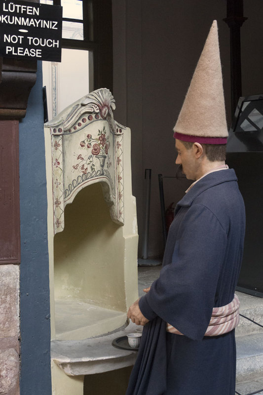 Istanbul Topkapi Museum Palace Guard area june 2018 6385.jpg