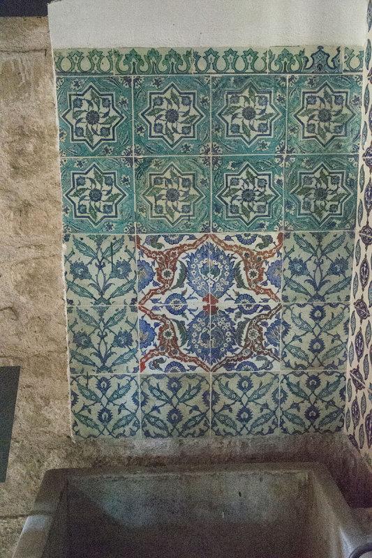 Istanbul Topkapi Museum Palace Guard area Harem june 2018 6389.jpg