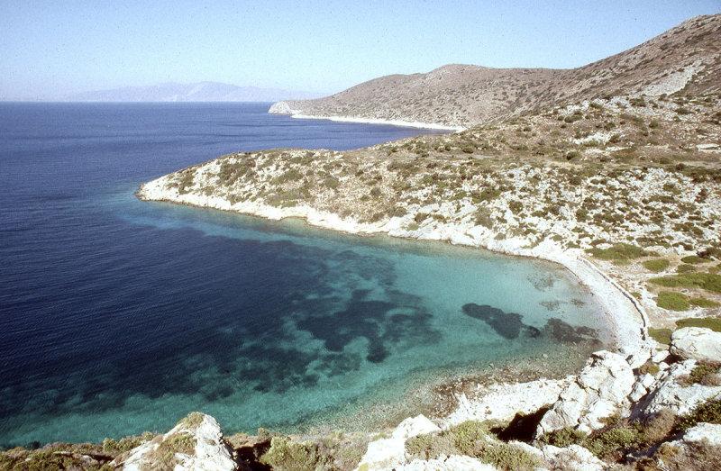 Datca view along coast 1
