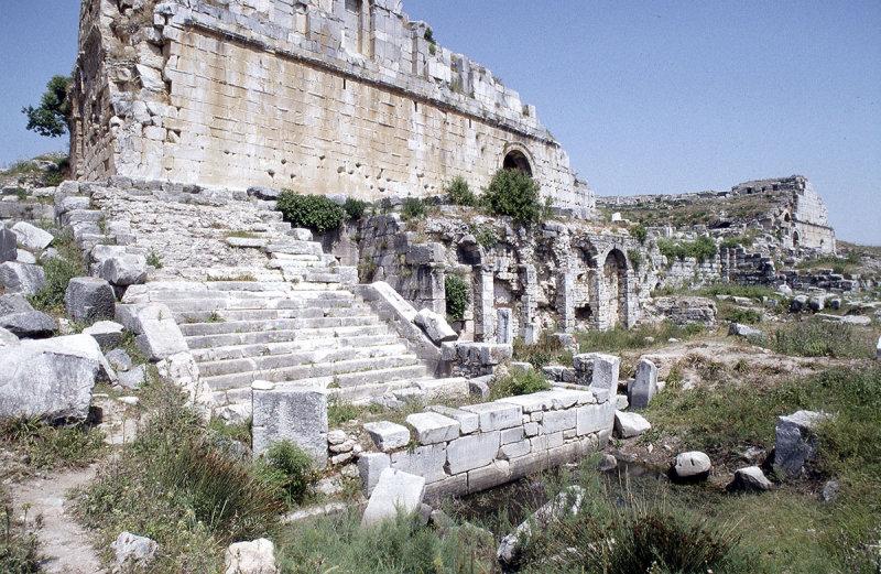 Miletus theatre 2