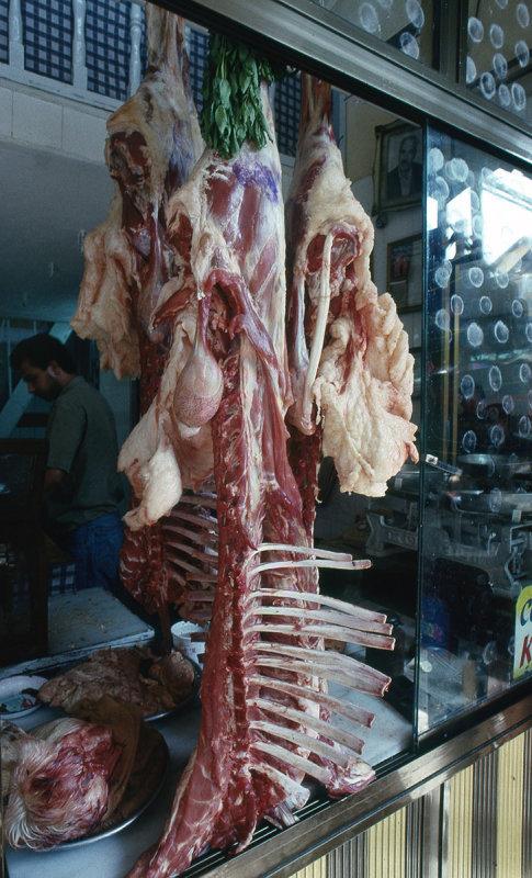 Antakya butchers