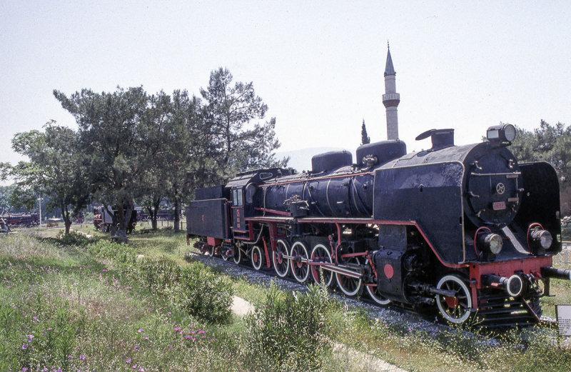 Selcuk rail museum