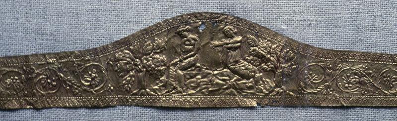 Gaziantep museum burial gift