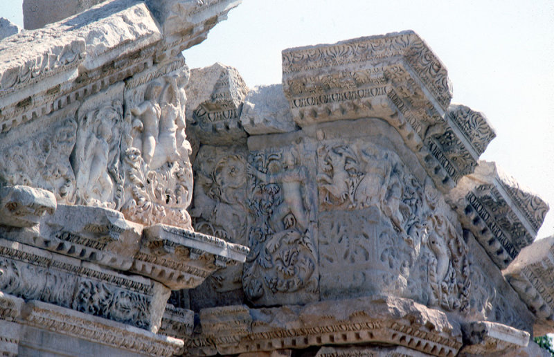 Afrodisias gate