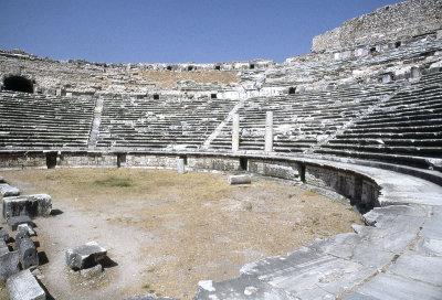 Miletus theatre 1