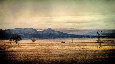 New Mexican Prairie