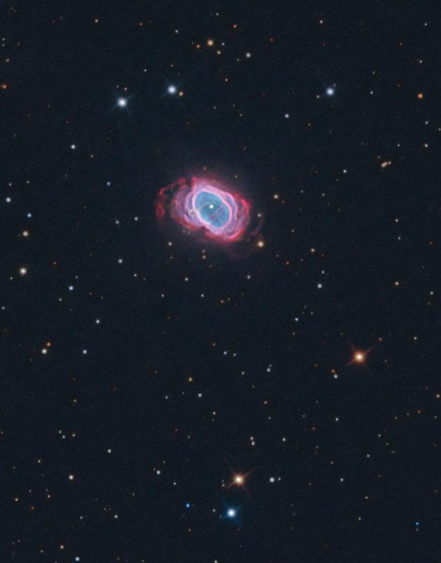 NGC 3132 The Eightburst Nebula