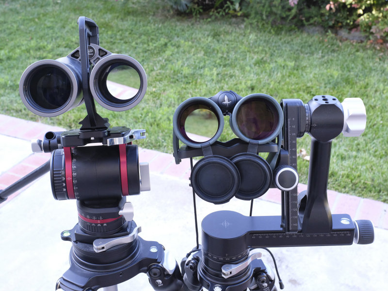 Some Quick Tests on 9° Binoculars (WX vs. NL vs. Dialyt