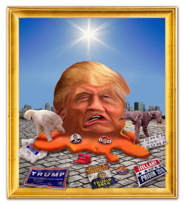 The Big Trump Meltdown